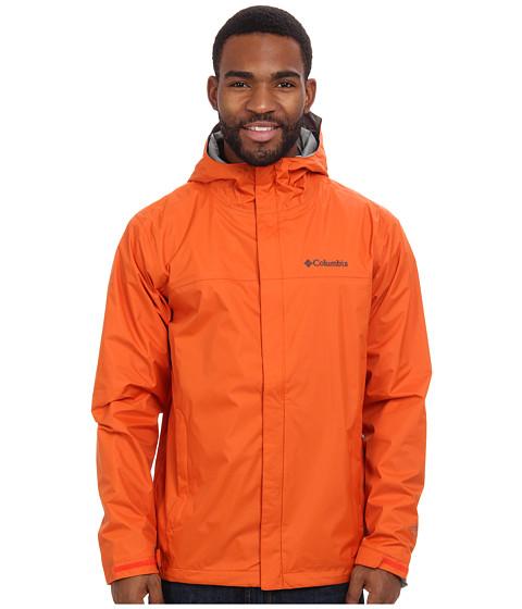 2bcf23602a2d4 ... UPC 887253302897 product image for Columbia Watertight II Jacket  (Backcountry Orange) Men's Coat