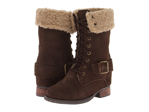 SKECHERS - Infantry - Stylish Soldier (Chocolate) Women
