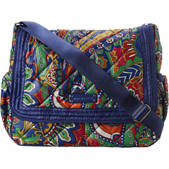 SALE! $59.99 - Save $40 on Vera Bradley Puffy Messenger (Venetian Paisley) Bags and Luggage - 40.01% OFF $100.00