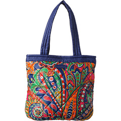 SALE! $51.99 - Save $32 on Vera Bradley Puffy Reversible Tote (Venetian Paisley) Bags and Luggage - 38.11% OFF $84.00