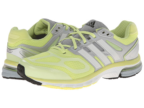 adidas Running - Supernova Sequence 6 W (Glow/Running White/Metallic Silver) Women's Running Shoes
