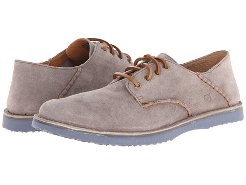 Born Gleason (Grey/Brown/White) Men's Lace up casual Shoes