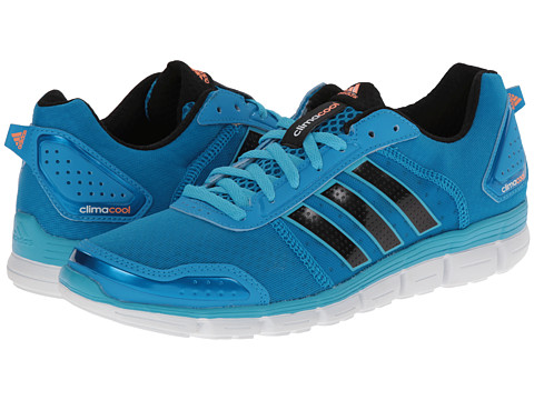 adidas Running - Climacool Aerate 3 (Solar Blue/Black/Running White) Women