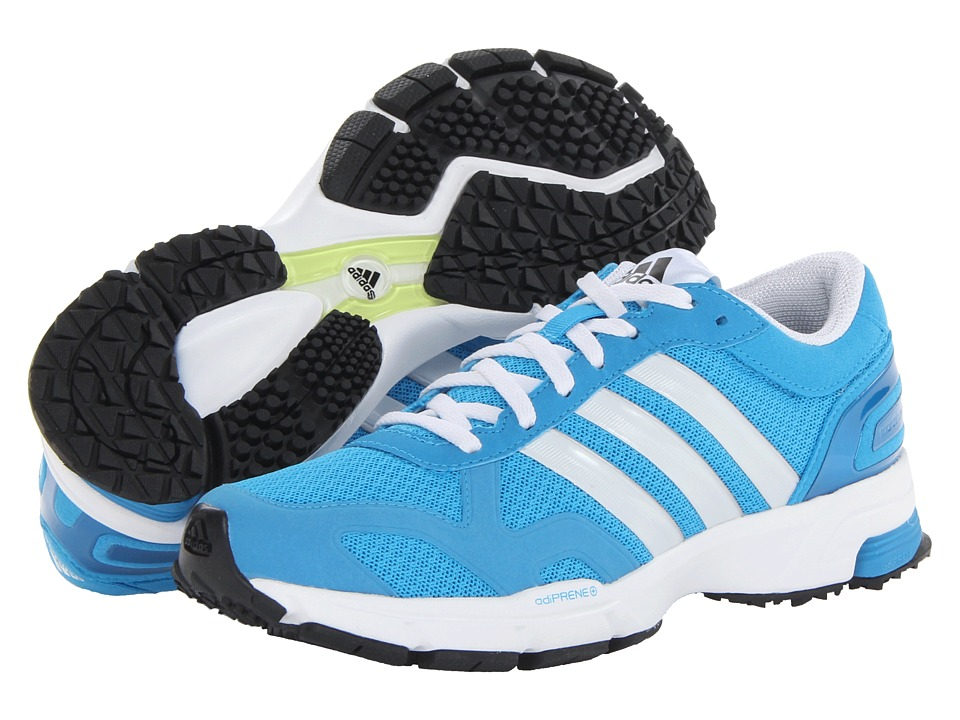 adidas Running - Marathon 10 NG (Solar Blue) Women's Shoes