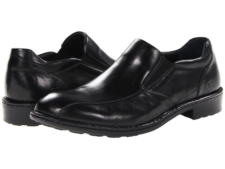Born - Omaha (Black Full Grain) Men's Shoes