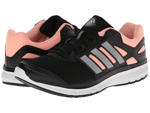 adidas Running - Duramo 6 (Glow Orange/Tech Grey Metallic/Running White) Women