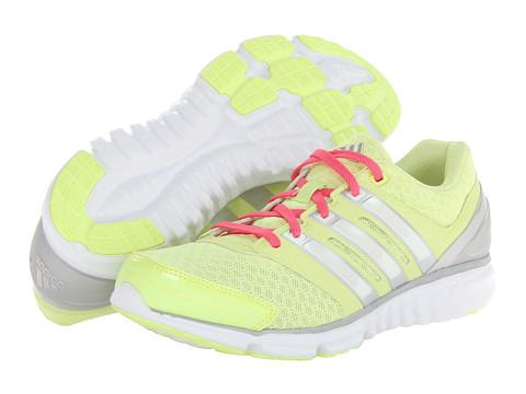 adidas Running Falcon PDX (Glow/Black/Metallic Silver) Women's Shoes