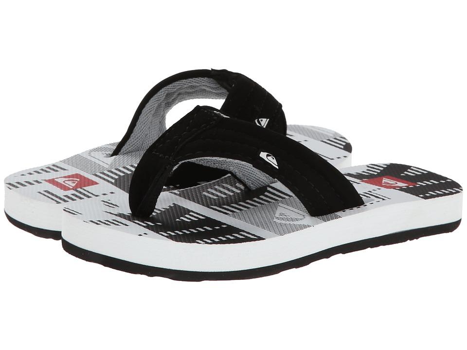 Quiksilver Kids Foundation 2 Boys Shoes (White)