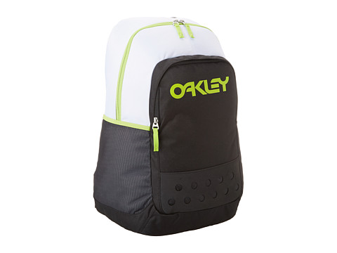 Oakley - Factory Pilot XL Pack (White) Backpack Bags