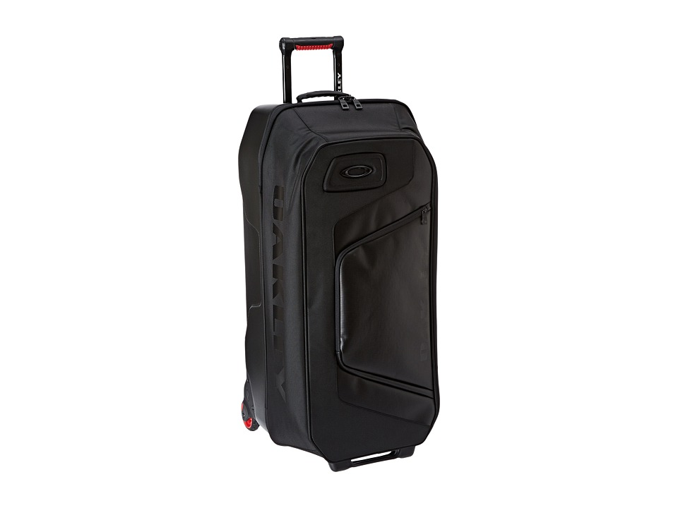 Oakley - Motion 115L Roller (Black) Pullman Luggage