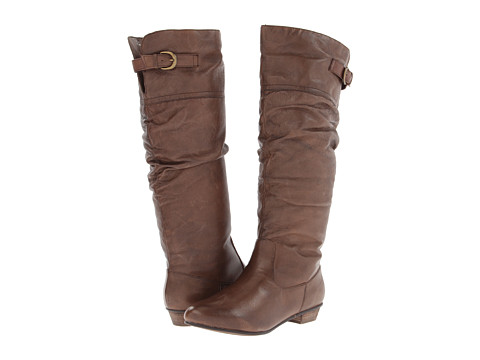 Steve Madden - Craave (Tan Leather) Women's Pull-on Boots