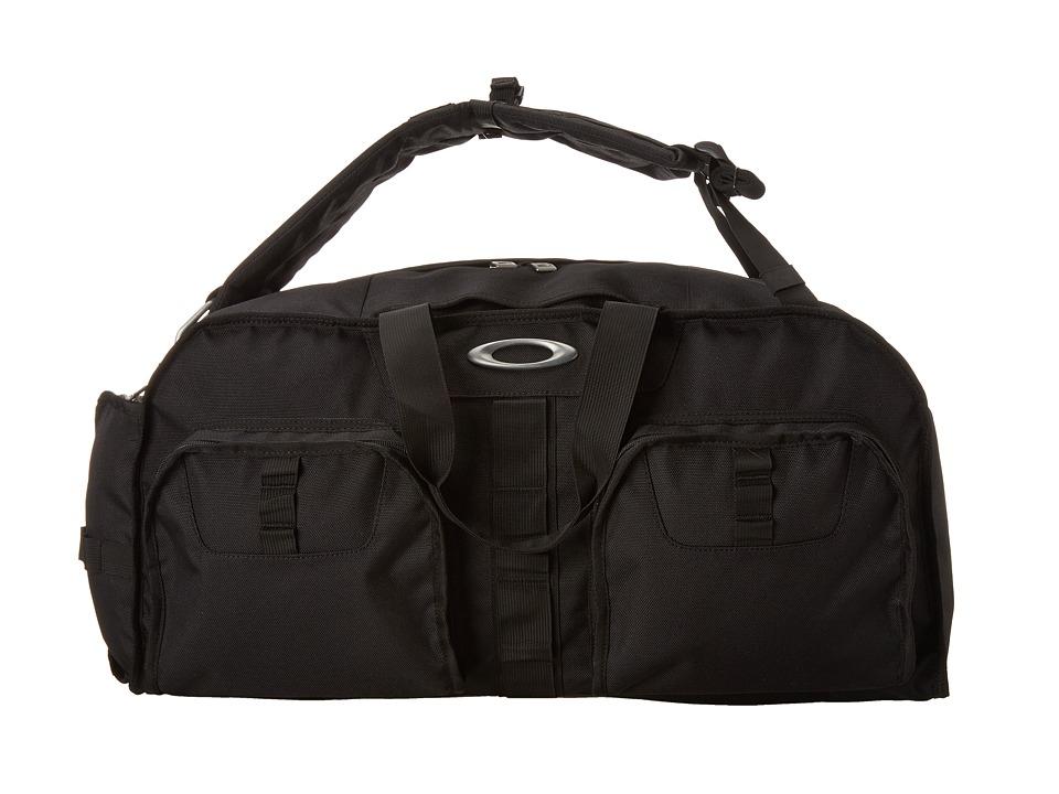 Oakley - Dry Goods Duffel (Black) Duffel Bags