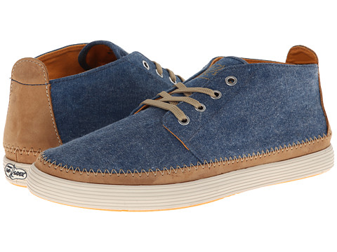 Sperry Top-Sider - Drifter Chukka (Navy SP14) Men's Lace-up Boots