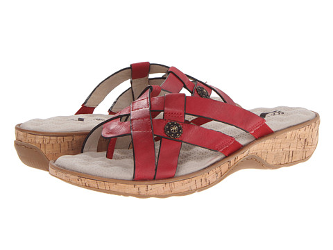 SoftWalk - Beaver Creek (Red) Women