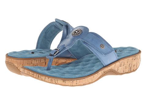 SoftWalk - Boulder (Dusty Blue) Women's Shoes