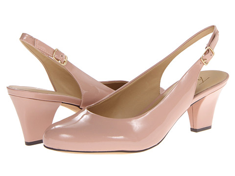 Trotters - Pella (Blush Patent Leather) Women's Shoes