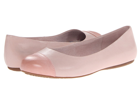 SoftWalk - Napa (Pale Pink/Pink) Women's Flat Shoes