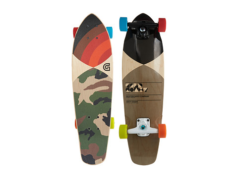 Gold Coast - The Pier (Camo) Skateboards Sports Equipment