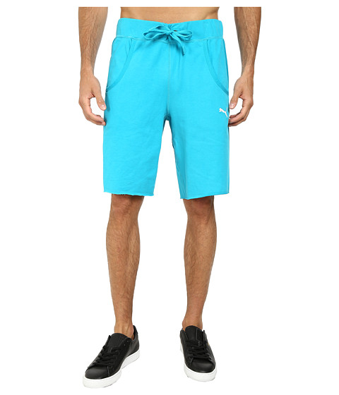 PUMA - Lifestyle Sweat Short (Bluebird) Men's Shorts