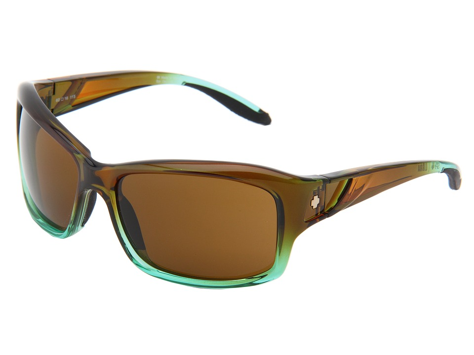 Spy Optic - Libra (Mint Chip Fade/Bronze) Sport Sunglasses
