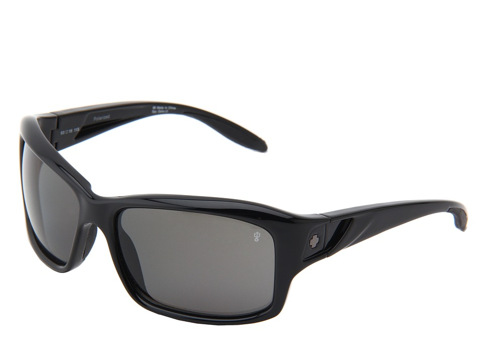 Spy Optic - Libra (Black/Grey Polarized) Sport Sunglasses