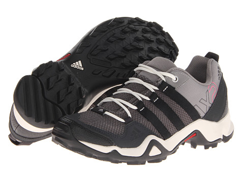 adidas Outdoor - AX 2 W (Sharp Grey/Black/Bahia Pink) Women's Shoes