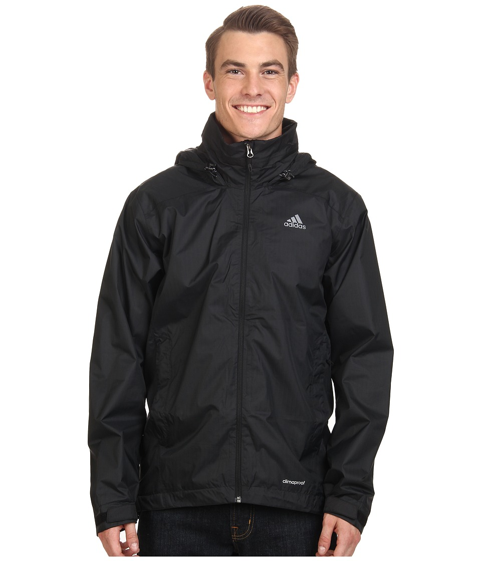 adidas Outdoor - Wandertag Jacket (Black) Men's Coat