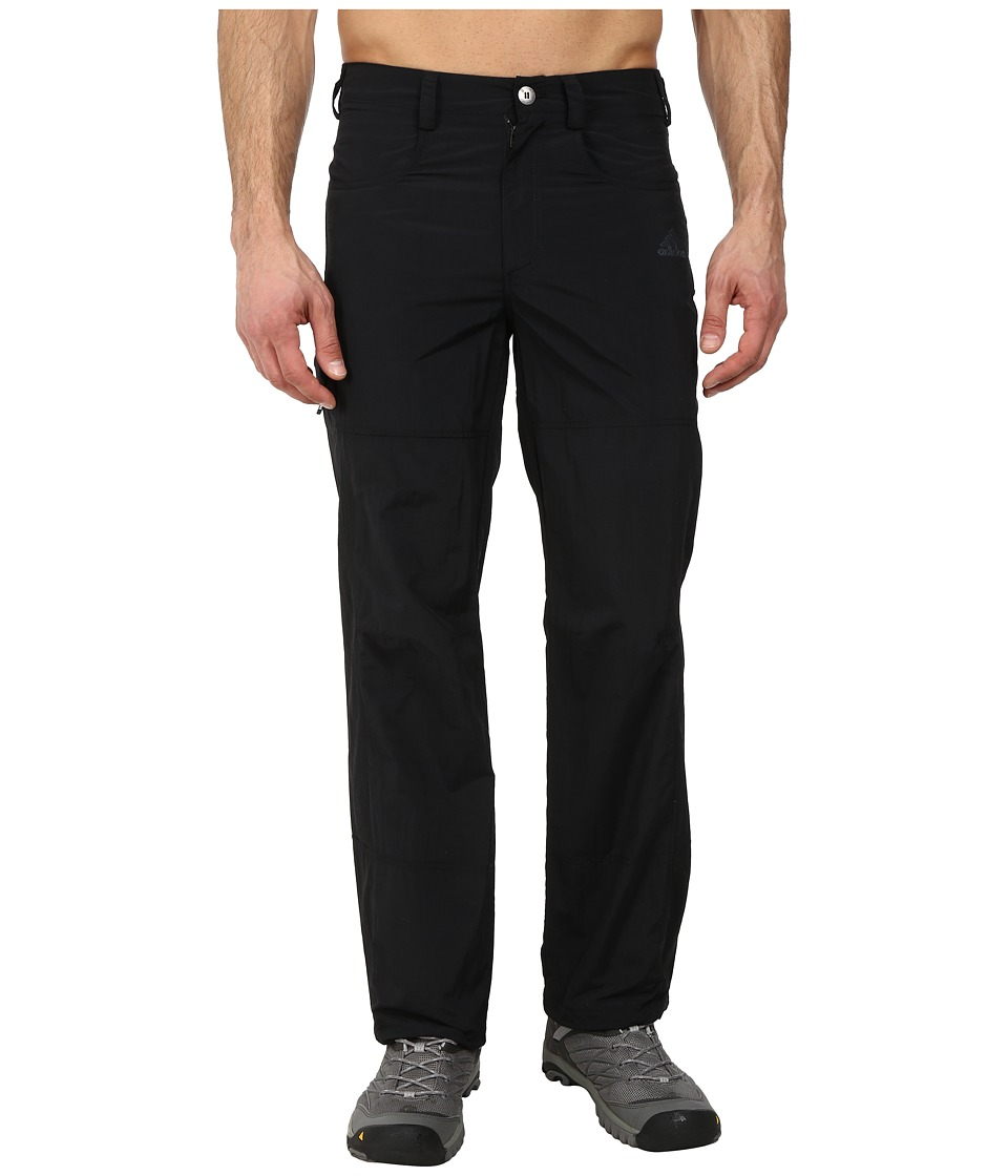 adidas Outdoor - Hiking Hike Pants (Black) Men's Casual Pants