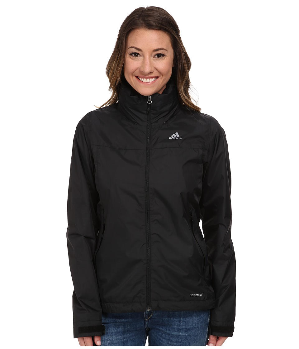 adidas Outdoor - Hiking Wandertag Jacket (Black) Women's Coat