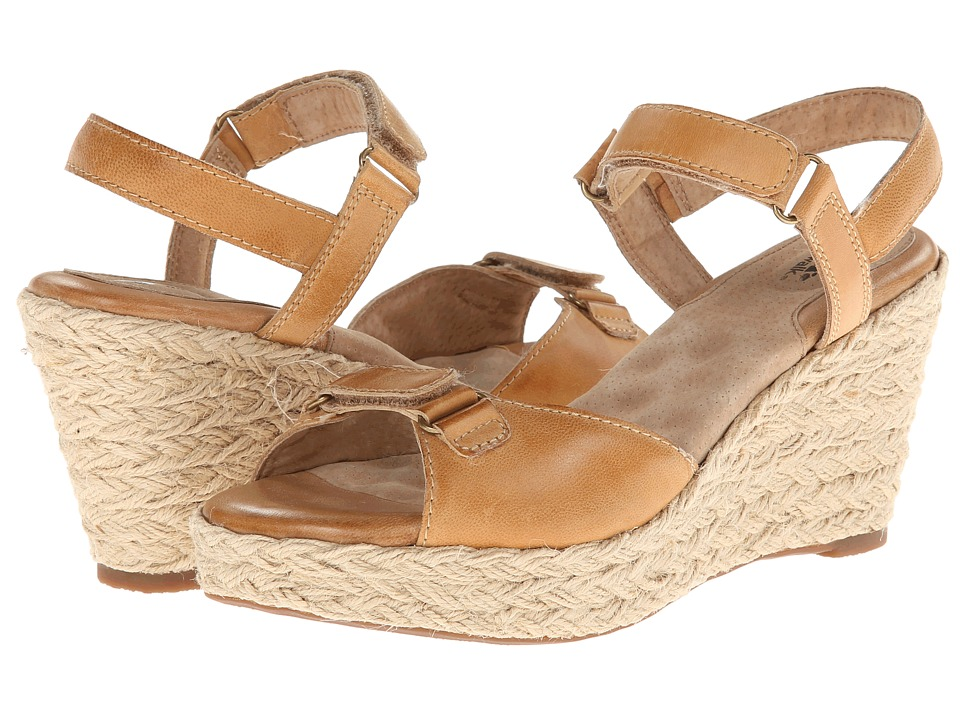 SoftWalk - San Marino (Tan Leather) Women