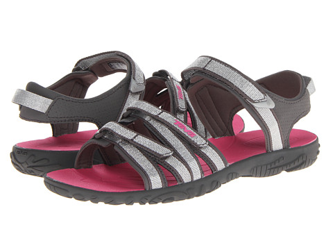 Teva Kids - Tirra Metallic (Toddler/Little Kid/Big Kid) (Metallic Silver) Girls Shoes