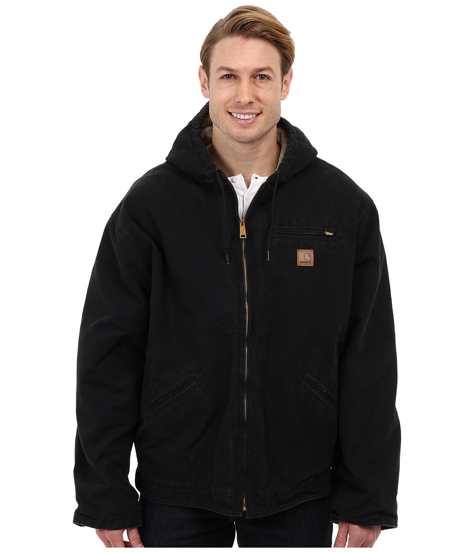 Carhartt - Sierra Jacket (3XL/4XL) (Black) Men's Jacket