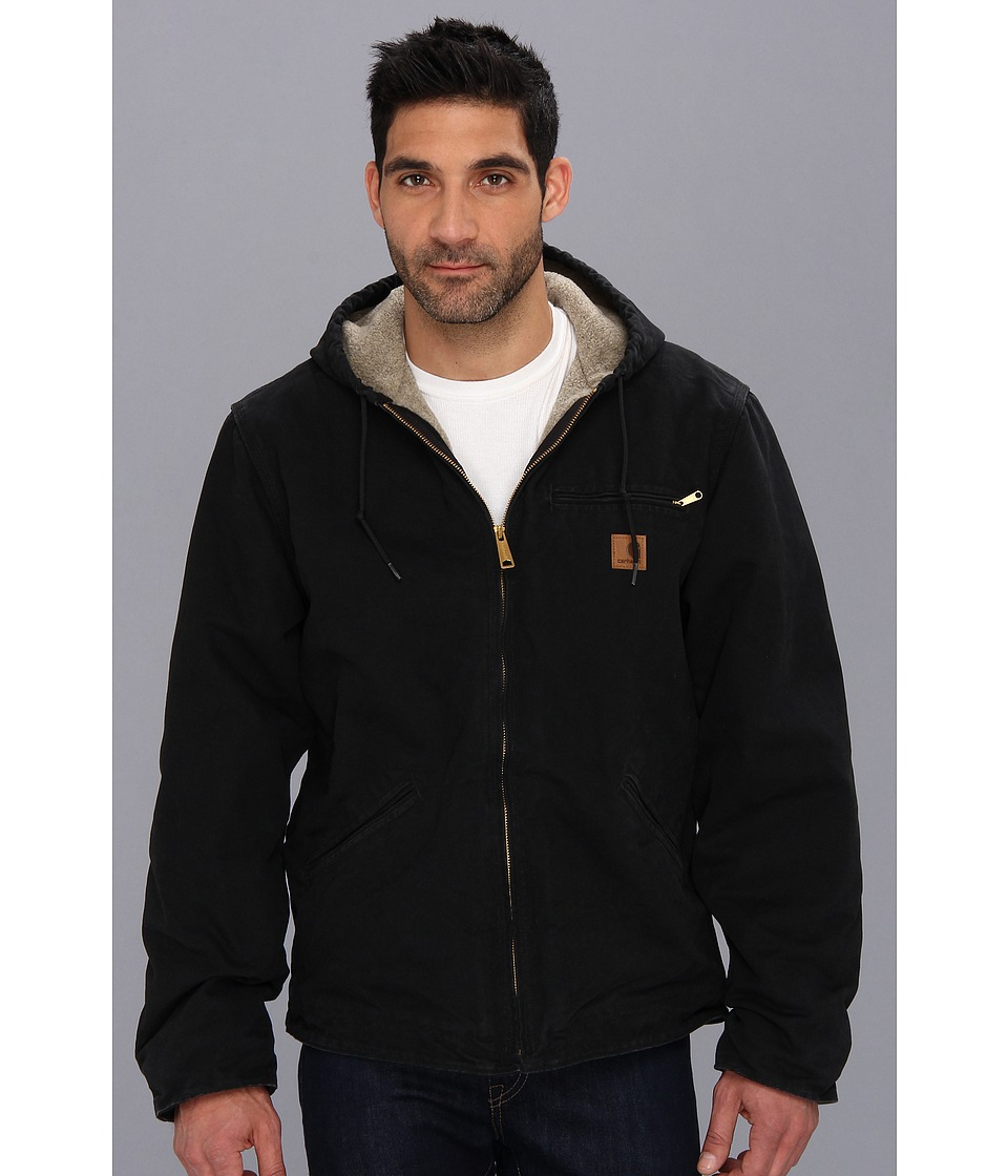Carhartt - Sierra Jacket - Tall (Black) Men's Jacket