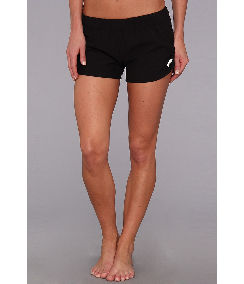 Roxy Outdoor - Flight Short (True Black) Women's Shorts