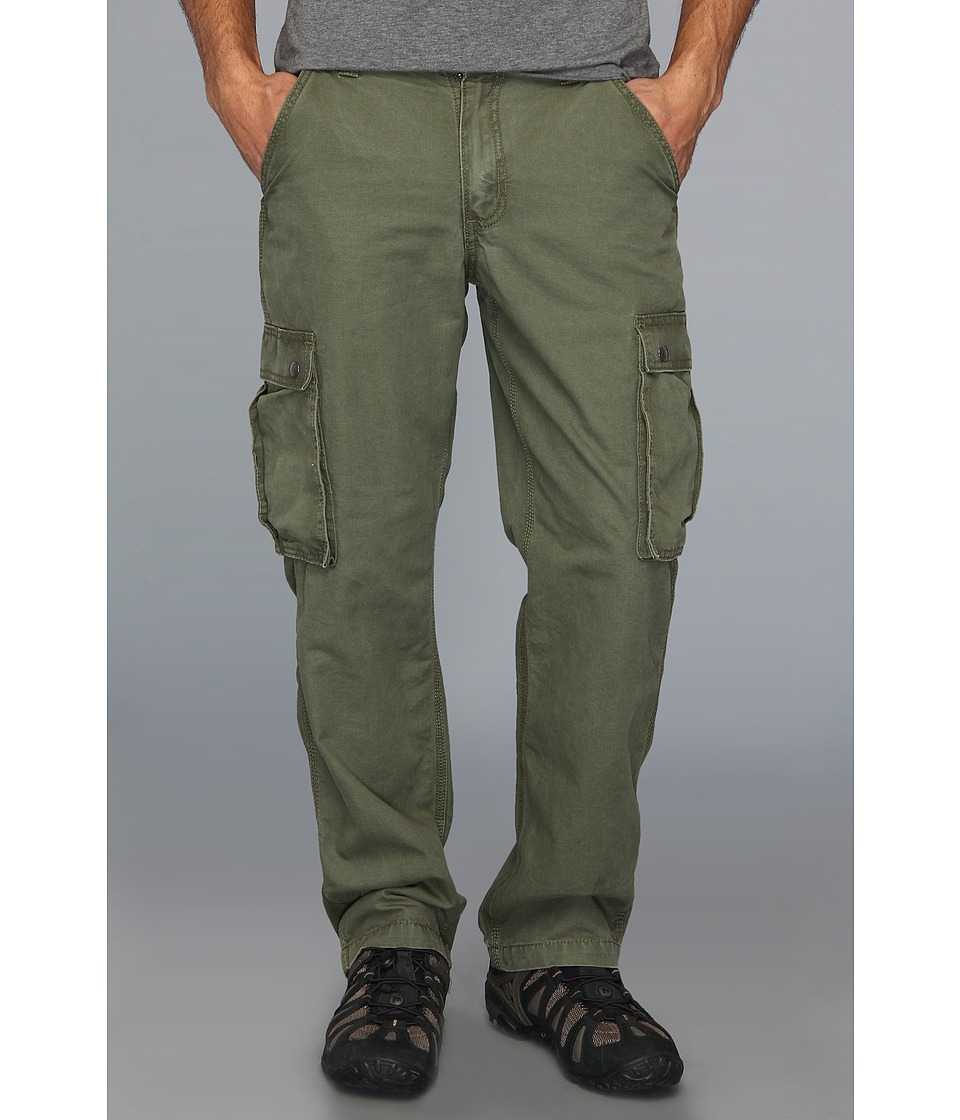 Carhartt - Rugged Cargo Pant (Army Green) Men's Casual Pants