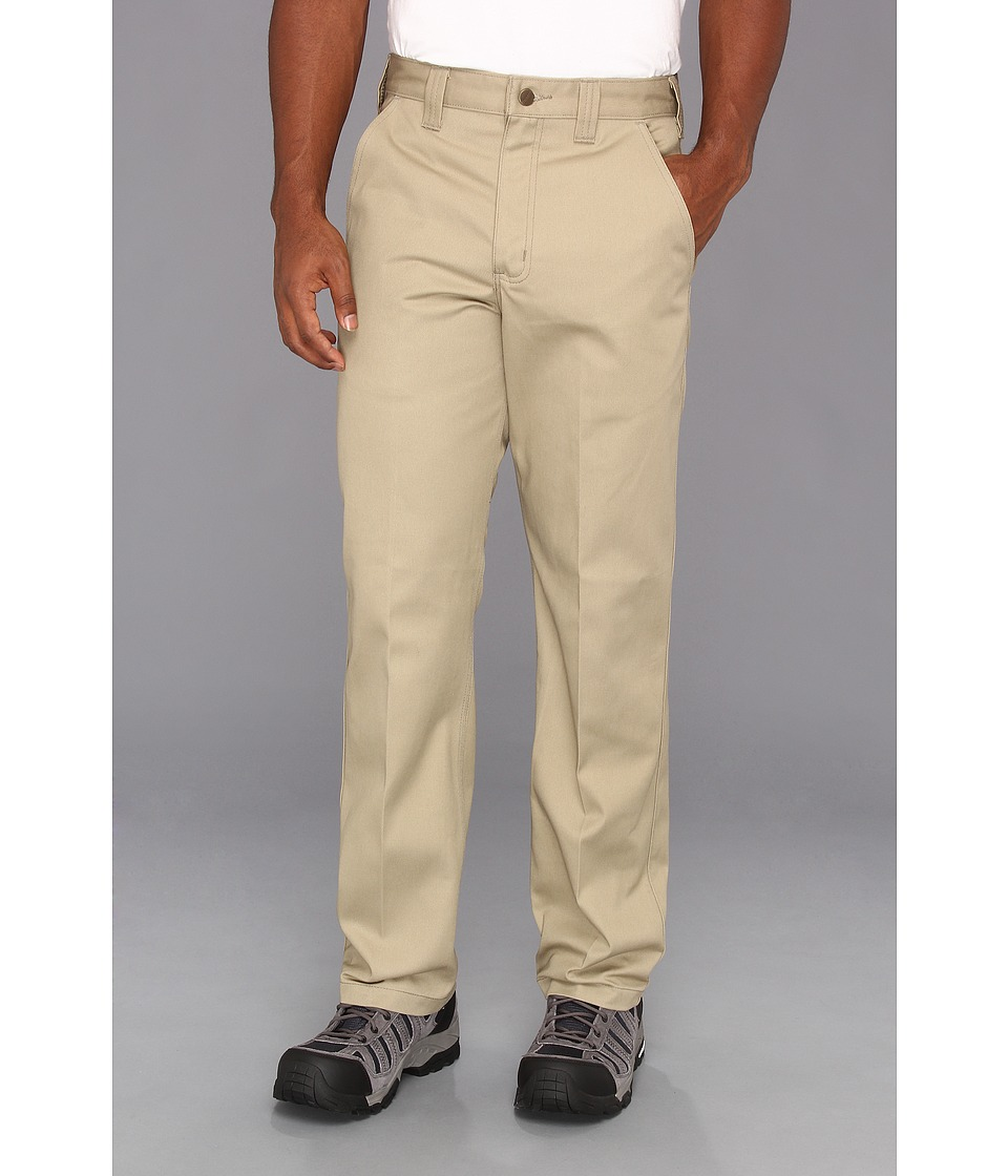 Carhartt - Twill Work Pant (Khaki) Men's Casual Pants