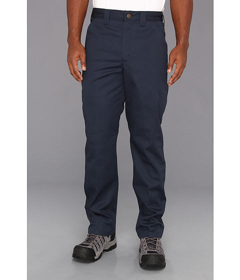 Carhartt - Twill Work Pant (Navy) Men's Casual Pants