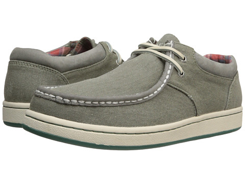 Sperry Top-Sider - Sperry Cup Moc (Olive Canvas) Men