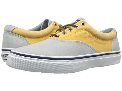 Sperry Top-Sider - Striper CVO Two-Tone (Grey/Yellow) Men