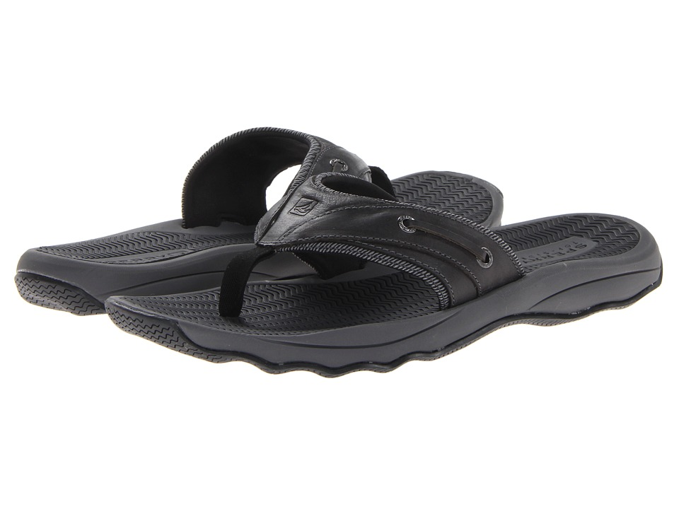 Sperry Top-Sider - Outer Banks Thong (Grey) Men's Sandals