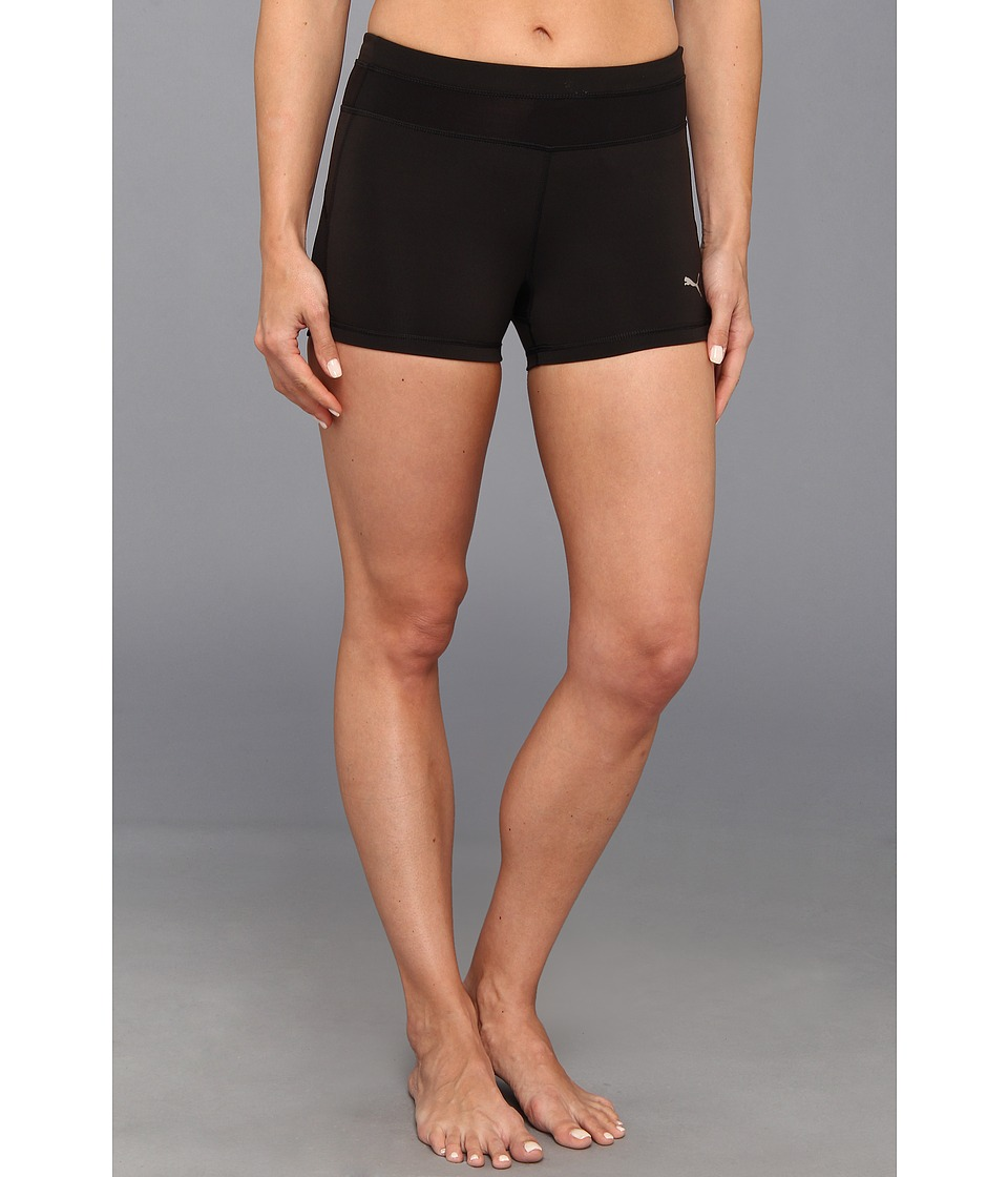 PUMA - Gym Short Tight (Black) Women