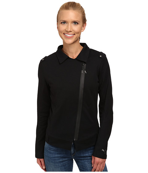 PUMA - Ferrari Sweat Jacket (Black) Women