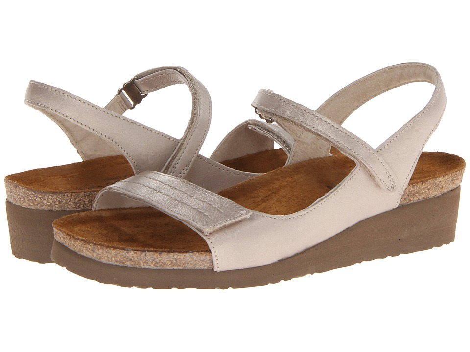 Naot Footwear - Madison (Stardust Leather) Women's Shoes