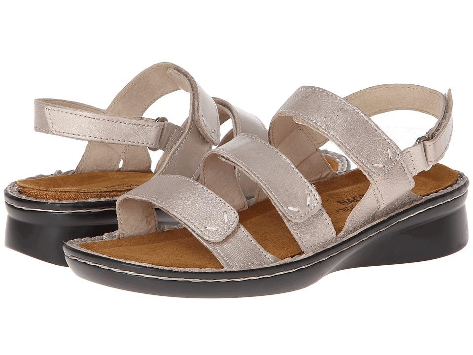 Naot Footwear - Jive (Stardust Leather) Women's Shoes