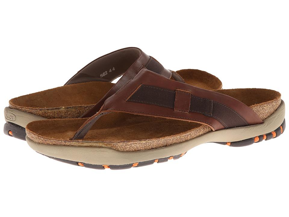 Naot Footwear - Panorama (Buffalo Leather) Men's Shoes