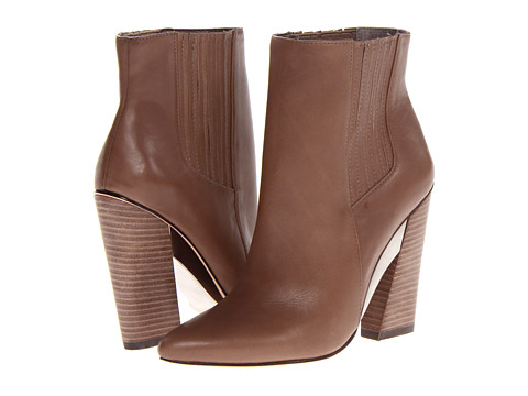 BCBGMAXAZRIA - Metild (Mushroom Polished Calf) Women's Pull-on Boots