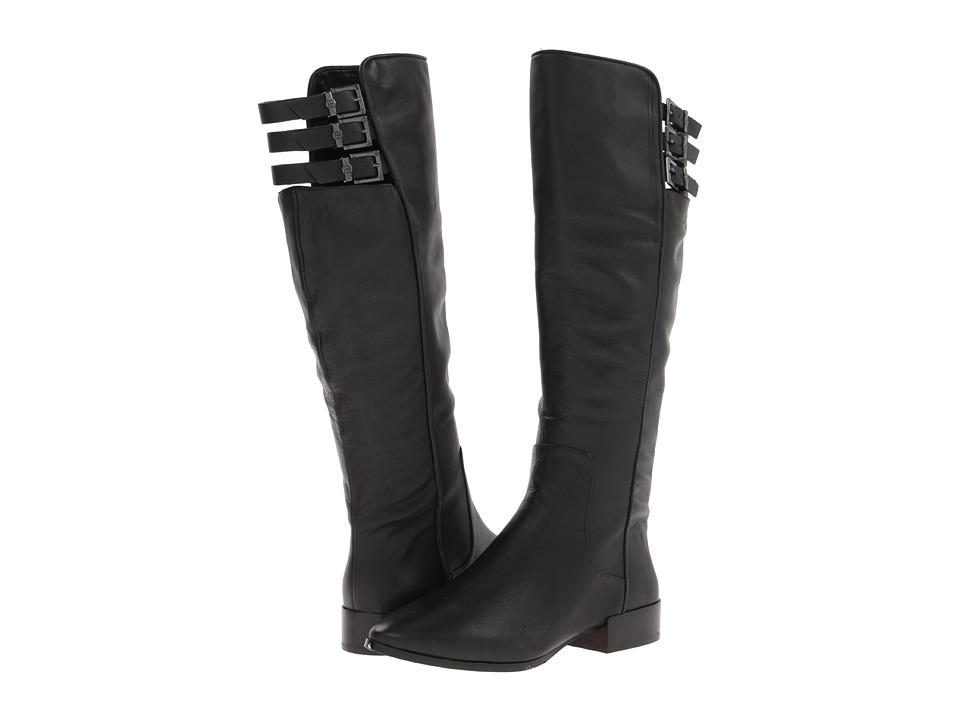 BCBGMAXAZRIA - Central (Black Sport Calf) Women's Pull-on Boots