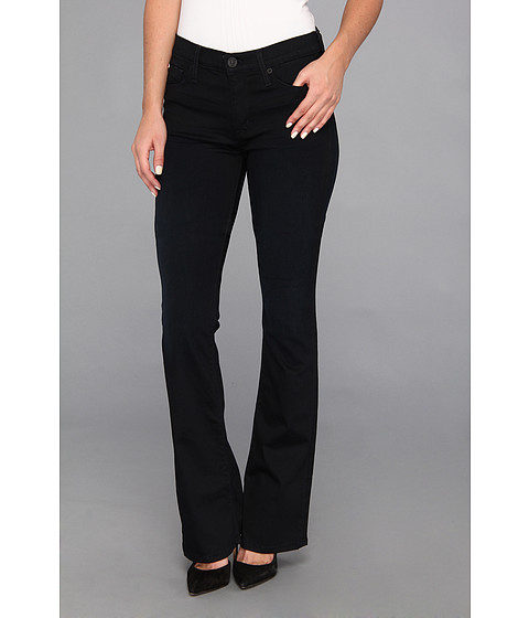 Hudson - Love Mid-Rise Bootcut in Vinyl (Vinly) Women's Jeans