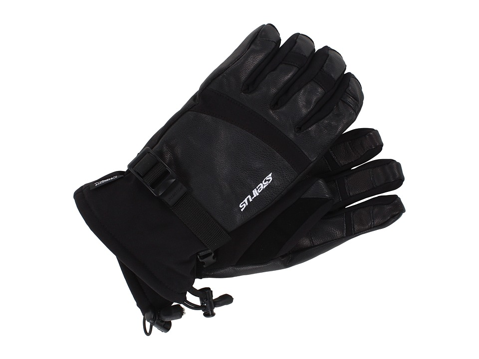 Seirus - Softshell Signal Glove (Black) Extreme Cold Weather Gloves