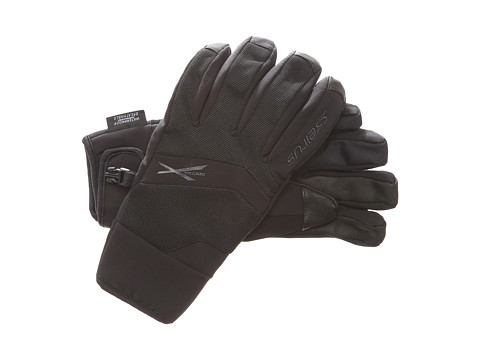 Seirus - Xtreme Blade All Weather Glove (Black) Extreme Cold Weather Gloves